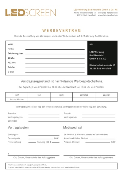 Downloads Led Werbung Hersfeld